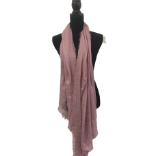 Hazelnut Pink Fashion Scarf